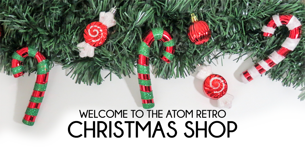 Christmas Header Transparent.Christmas At Atom Retro Retro Gifts Vintage Party Wear