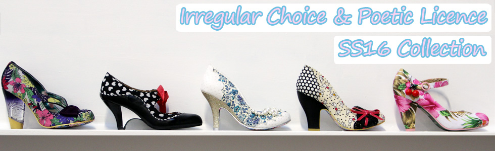 Irregular Choice and Poetic Licence