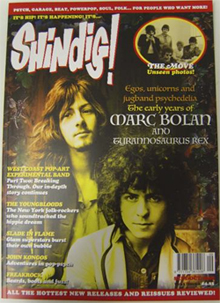 ATOM RETRO SHINDIG MAGAZINE ARTICLE COVER ART