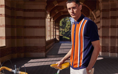 Ben Sherman's Ivy League Mod Clothing Collection