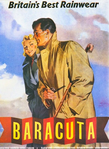 Baracuta: Britain's Best Rainwear