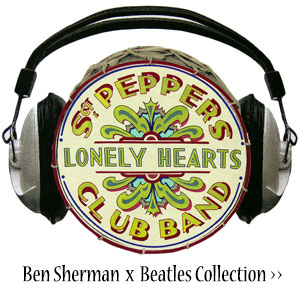 Ben Sherman Beatles Collection