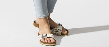 Birkenstock Women's Sandals: Arizona, Gizah, Madrid & EVA