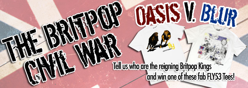 Britpop War Competition