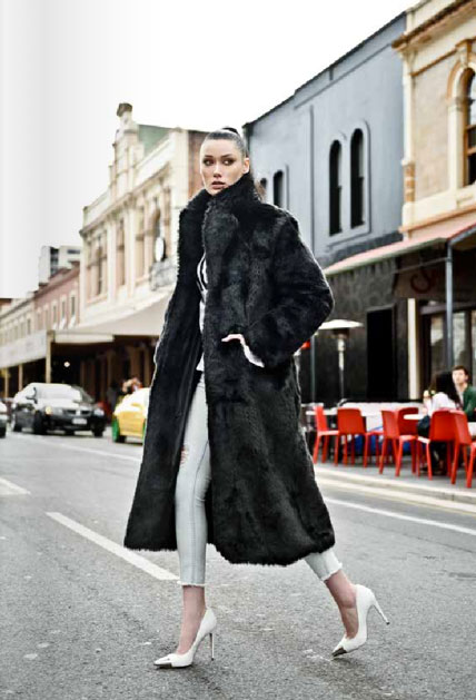 Designer Duchess Faux Fur Coats Jackets and Gilets