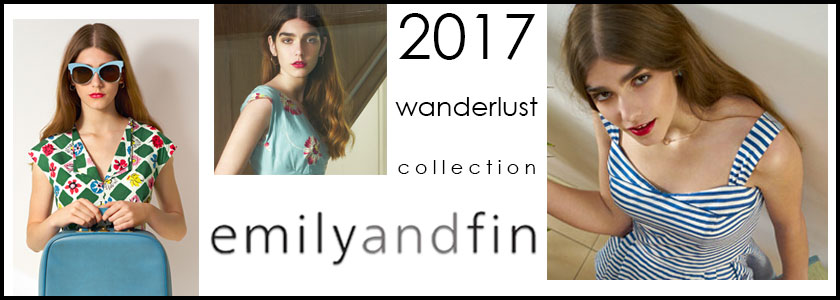 emily and fin wanderlust collection