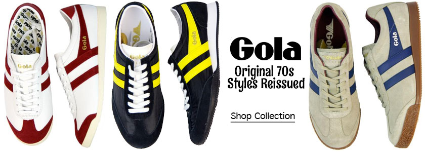 Gola 70s Trainers