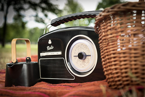 GPO Retro Radios and Record Players