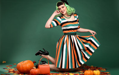 Halloween Dresses, Tops, Tights, Party Clothing