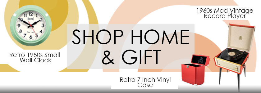 Home and gift retro accessories