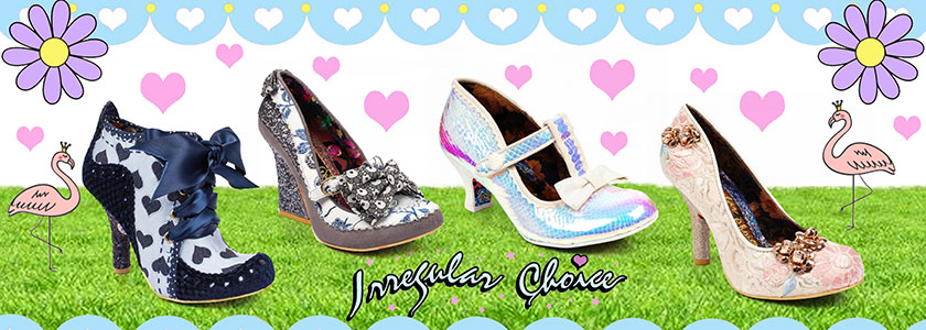 Irregular Choice Womens Shoes