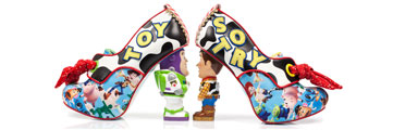 Irregular Choice x Disney's Toy Story