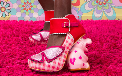Irregular Choice Hippos Limited Edition Shoes & Boots
