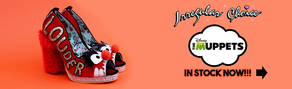 Irregular Choice Muppets Shoes