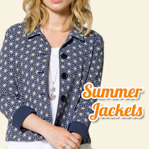 Womens Summer Jackets