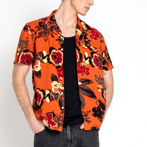 Mens Summer Shirts, Resort Shirts, Hawaiian Shirts