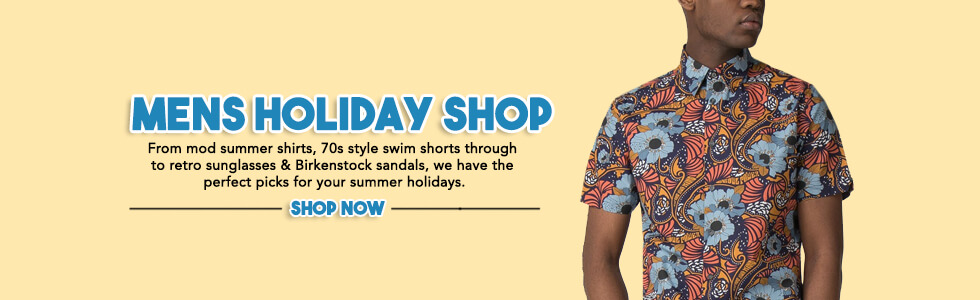 Mens Holiday Shop