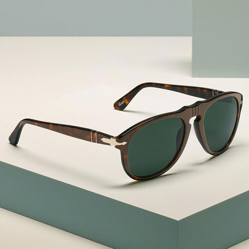 Mens Retro Sunglasses from Persol & Ray-Ban