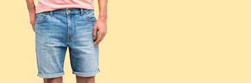 Mens Shorts, Swim Shorts & Denim Shorts