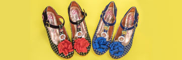 Poetic Licence by Irregular Choice