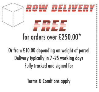 Rest of World Free Delivery