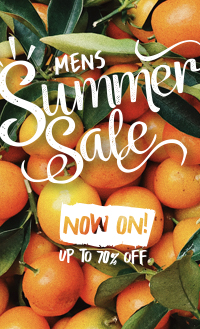 Atom Retro Summer Sale 2019