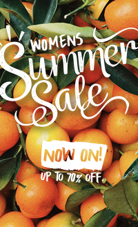 Atom Retro Women's Summer Sale 2019