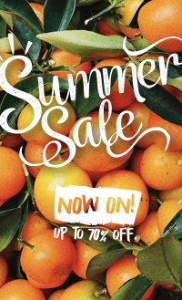 Atom Retro Summer Sale 2019. Up to 60% Off Men's & Women's Shoes.