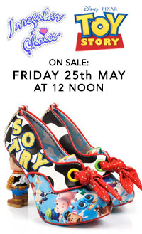 Irregular Choice Disney Toy Story Shoes