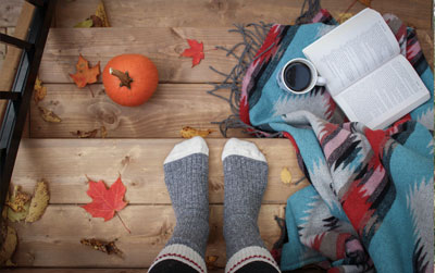Women's Autumn Clothing: Sweaters, Thick Tights, Knits, Halloween