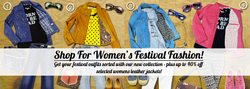 Womens Festival Outfits