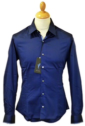 Lavoisier - 1 LIKE NO OTHER Retro Mod Smart Shirt
