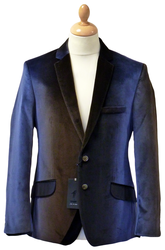 Reveillon 1 LIKE NO OTHER Mod Velvet Dinner Jacket