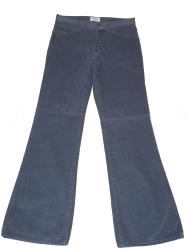 RETRO SEVENTIES INDIE LADIES FLARES FLARED TROUSER