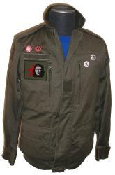 'Revolver' - Retro Military Indie Jacket