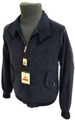 BARACUTA MENS MCCOY CORD HARRINGTON JACKET MOD