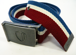 BEN SHERMAN INDIE BELT RETRO WOVEN BELT RETRO BELT