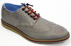 DISPAIR TRAINERS DISPAIR SHOES OXFORD BROGUES MOD