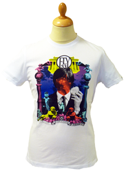 FLY53 FLY 53 RETRO MOD SIXTIES INDIE T-SHIRT