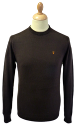 FARAH VINTAGE JEFFERSON JUMPER RETRO SIXTIES MOD