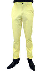 FARAH VINTAGE MENS RETRO CHESTER CHINOS TROUSERS