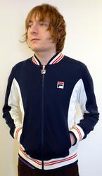 FILA VINTAGE MENS MATCHDAY TRACK TOP JACKET BORG