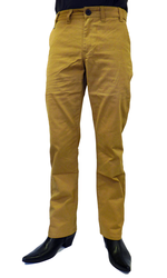 FLY53 FLY 53 RETRO MOD GREENHILL CHINOS TROUSERS