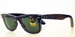 LIMITED EDITION RAY-BAN WAYFARER SUNGLASSES MOD