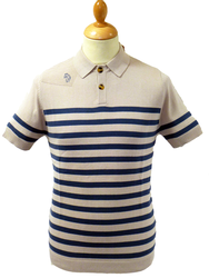 LUKE 1977 AXE POLO RETRO MOD SIXTIES POLO RETRO