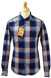 LUKE 1977 DELAY CHECK RETRO SHIRT RETRO MOD SHIRTS