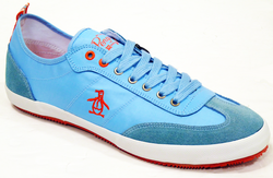 ORIGINAL PENGUIN RETRO TRAINERS BURBECK TRAINERS