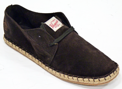 ORIGINAL PENGUIN RETRO MOD ESPADRILL SHOES SAWGRAS