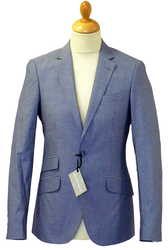 PETER WERTH HOCKLEY RETRO MOD 60s BLAZER JACKET