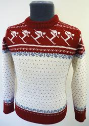 RETRO CHRISTMAS  JUMPER SKI RETRO JUMPER INDIE MOD